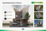 Rumah Kos 7 Kamar Al Madina Premiere Serpong