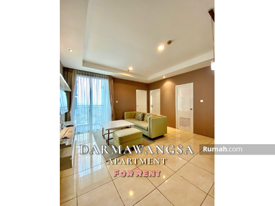 Disewa - Disewakan Unit Apartment Darmawangsa 2 BR Furnished