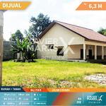 Rumah Jalan Cemara Kota Blitar memiliki tanah sangat luas