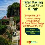 Kavling Tanah Ambarukmo Profit 30% dekat Hotel Paku Mas