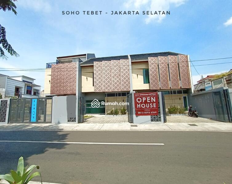 Rukan Baru di Tebet Jakarta Selatan Jalan Lebar #99372738