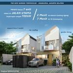 Rumah Cluster Baru Dekat Menara Arkadia TB Simatupang