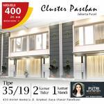 Rumah di Jual Murah 2  lantai di Paseban Jakarta Pusat