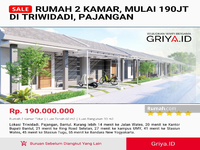 Gardenville Cikarang Jababeka Gardenville Cikarang Selatan Bekasi Jawa Barat 2 Kamar Tidur 30 M Rumah Dijual Oleh Benny Tan Rp 392 Jt 15963973