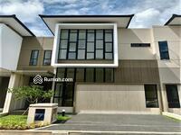 Disewa - Rumah Brand New 7x14 (98m) type 3KT cluster Semayang Asya JGC Jakarta Garden City Cakung