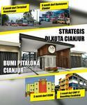 Rumah Baru Siap Huni 200 Jutaan 5 menit dari RSDH Cianjur