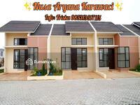 Dijual - Nusa aryana karawaci  masih ada promo tambahan free cicilan 6 bulan