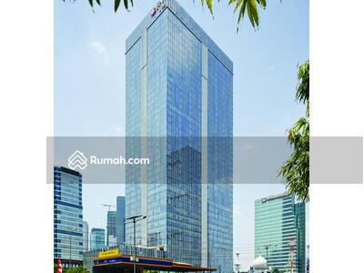 Dijual - Centennial Tower Office For Sale at Gatot Subroto Harga start 38 jt/m2 (08176881555)