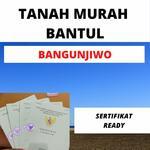 TANAH MURAH BANTUL SHM PEKARANGAN