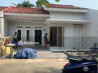 Disewa - Rumah didlm cluster disewakan tahunan di tanah baru, beji , Depok
