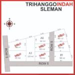 Kavling Trihanggo Indah, Dalam Ringroad Jogja: SHM - P