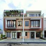 Rumah Berbudaya Modern Di Bekasi
