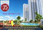 Osaka Apartemen PIK 2 Jakarta Dijual