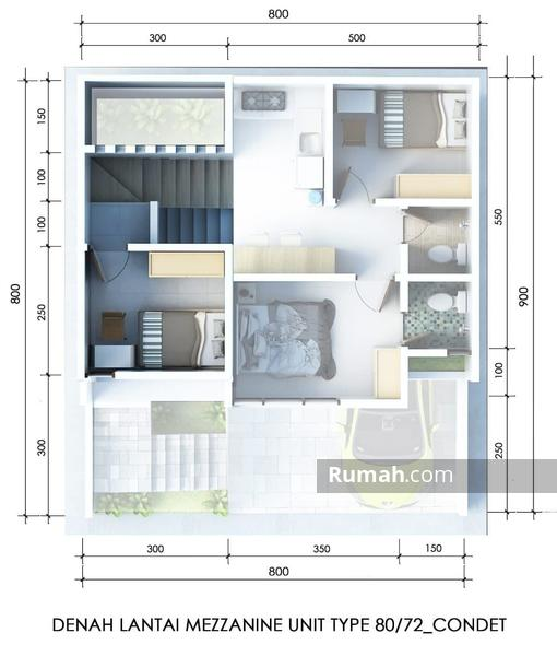 The ADN Residence Condet Jakarta Timur #98607936