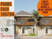 Dijual - Rumah murah 160 jutaan dekat bandara juanda surabaya