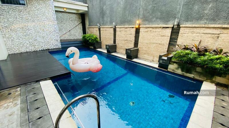 Dijual Rumah Mewah Dengan Kolam Renang di Pondok Indah Jaksel #98647758