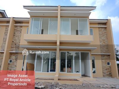 Dijual - Dapatkan sebelum kehabisan rumah 2 lantai 4 kamar tidur SHM minimalis modern bisa KPR