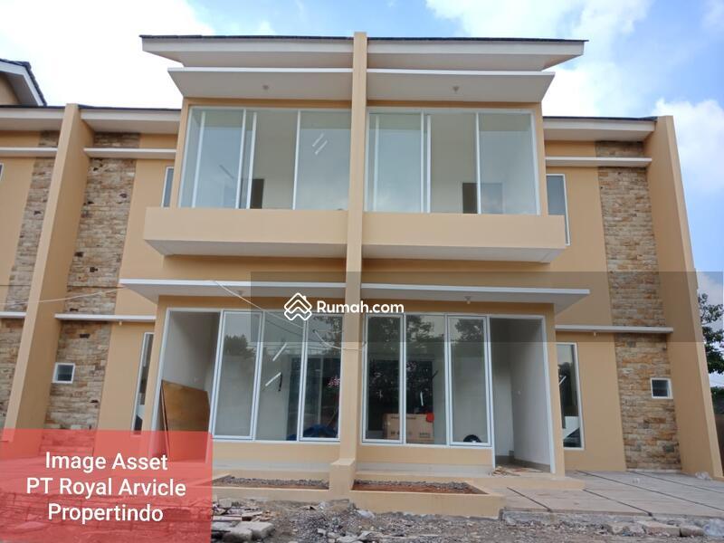 Dapatkan sebelum kehabisan rumah 2 lantai 4 kamar tidur SHM minimalis modern bisa KPR #98661036