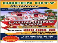 Dijual - Rumah Murah GOR Sidoarjo Jenggolo-Transmart Green City