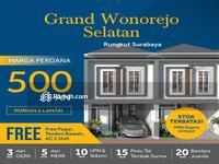 Dijual - Rumah 500 Jutaan Rungkut Surabaya Timur dekat UPN , MERR, Tol Juanda