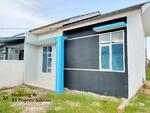Rumah Subsidi Taman Arizona Abadi di Jalan  Mayor Zen Lorong Abadi Kota Palembang