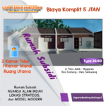 2 Bedrooms House Tuntang, Semarang, Jawa Tengah