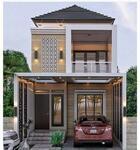Rumah lt121meter lebar muka 7meter x19meter  harga nego