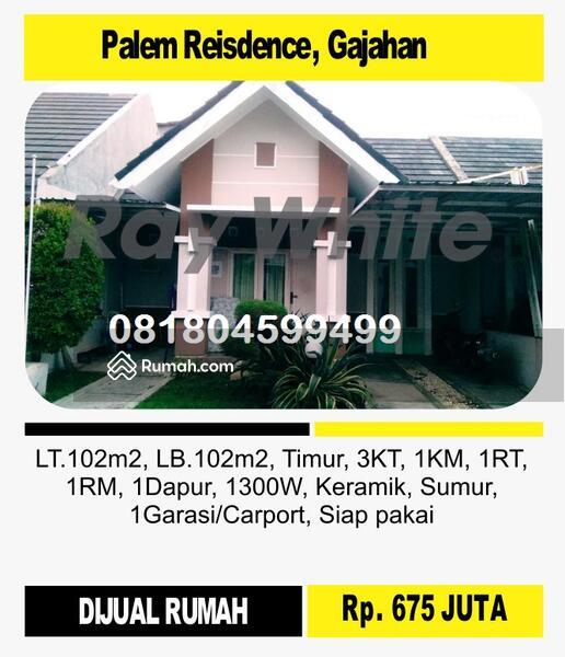 palem residence #98780062
