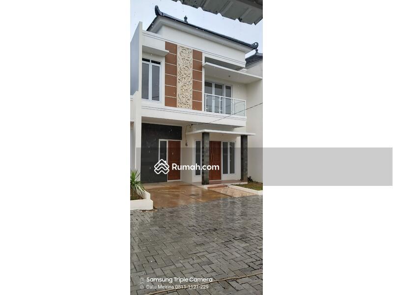 Rumah Gaya Bali 2 Lantai Cimanggis Depok Gratis Biaya Hanya 5 Menit ke Pintu Tol,  Dekat Stasiun KRL #98824700