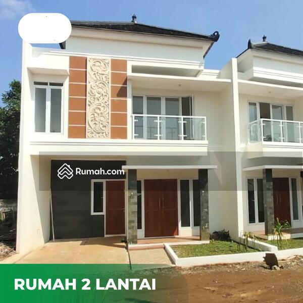 Rumah Gaya Bali 2 Lantai Cimanggis Depok Gratis Biaya Hanya 5 Menit ke Pintu Tol,  Dekat Stasiun KRL #98824702