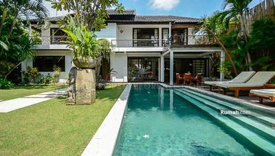 Jual Villa Di Seminyak Rumah