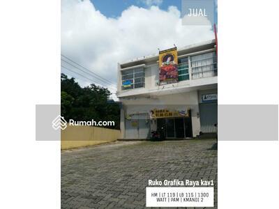 Dijual - Ruko grafika raya , Banyumanik, Semarang