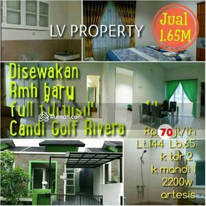 Disewa - Rumah Siap Pakai, Semarang Selatan, Semarang
