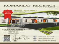 Dijual - Komando Regency Minimalis! Batujajar Cimahi