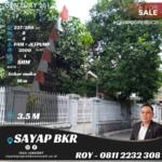 Rumah di sayap BKR, Bandung