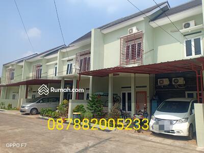 Dijual - Rumah indent cluster bintara akses strategis toll pondok kelapa angsuran rumah 4jt'an