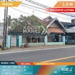 Rumah Kosan Jalan Satsui Tubun Malang