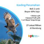 Garansi Profit 30%, Kavling Murah Ciwidey 10 Menit ke Palalangon Park