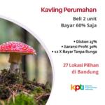 Garansi Profit 30%, Tanah Kavling Dekat Puskesmas Banjaran