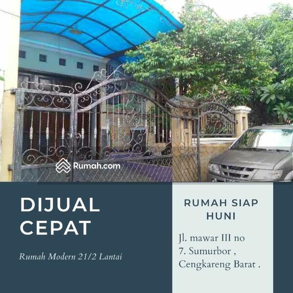 Dijual Rumah Modern di Cengkareng Barat, Jakarta Barat PR1727 #98938770