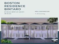 Dijual - Boston Residence Bintaro , Rumah 2LT Minimalis Bisa Ubah Layout Sendiri FREE