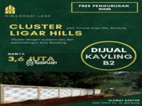 Dijual - CLUSTER ELIT LIGAR HILLS   Suasana Asri Dengan Pemandangan Kota Bandung