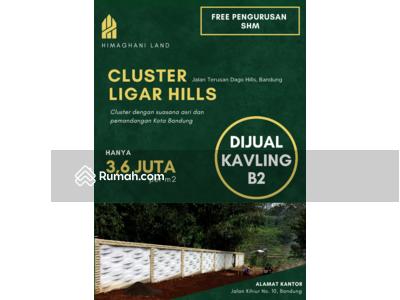 Dijual - CLUSTER ELIT LIGAR HILLS | Suasana Asri Dengan Pemandangan Kota Bandung