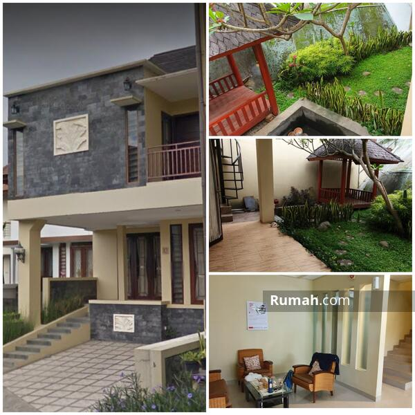 Rumah Asri & Cantik Furnished di Resort Dago Pakar #99008306