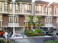 Dijual - Rumah di Jatiasih 3 lantai Fasilitas Sangat Lengkap Lingkungan Premium