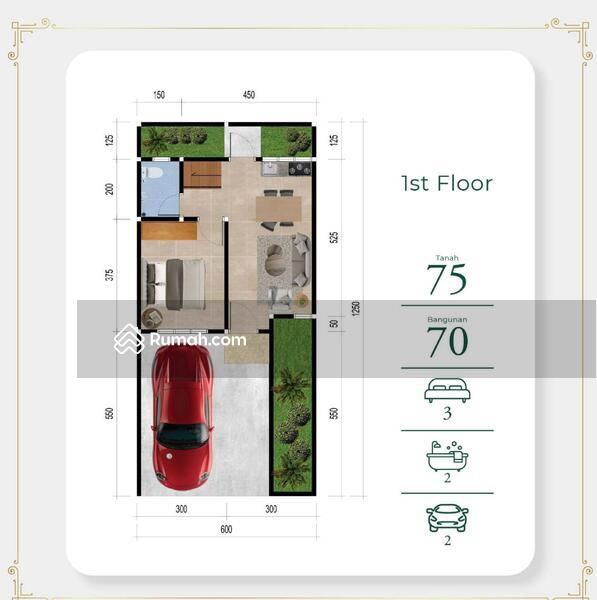 Rumah di Depok Berkonsep Green Building dengan Harga 700 Jutaan, SmartHome For smart People #99092856