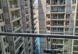 landmark. apartemen non furnish dijual bandung
