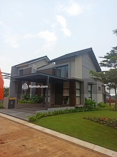 Hunian minimalis hadir dengan konsep kota mandiri samping tol Bogor Serpong bebas banjir #109159438