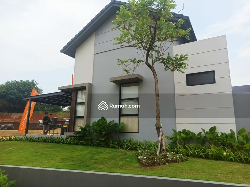 Hunian minimalis hadir dengan konsep kota mandiri samping tol Bogor Serpong bebas banjir #109159440