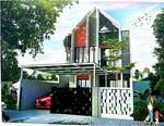 Rumah mewah 3 lantai di dalam perumahan jatinegara Indah, Jakarta Timur